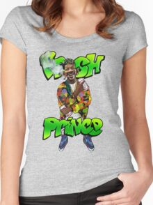 """Fresh Prince"" Women's Fitted Scoop T-Shirt"