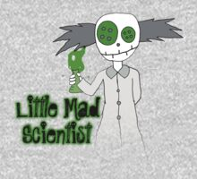 Little Mad Scientist Tee by Chloe van Leeuwen