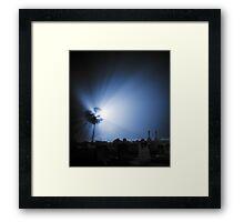 Spiritual Nightlight Framed Print
