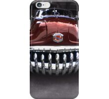 The Buick Eight  iPhone Case/Skin