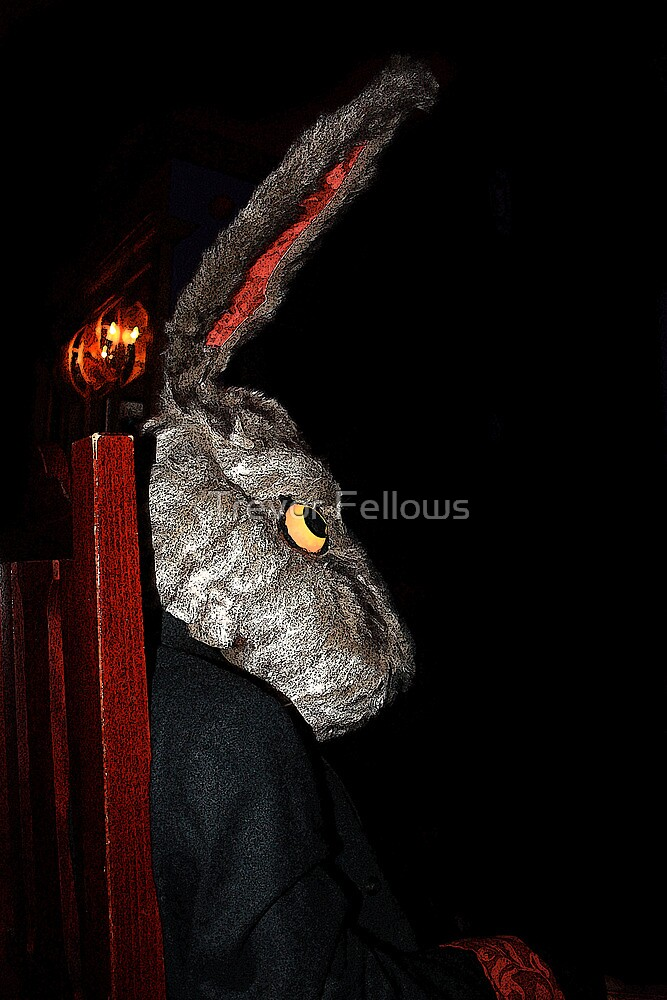 March Hare by Trevor Fellows
