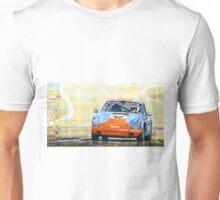 Porsche 911 S  Classic Le Mans 24  Unisex T-Shirt