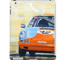 Porsche 911 S  Classic Le Mans 24  iPad Case/Skin