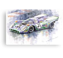 Porsche 917 K  Martini Racing 1970 Metal Print