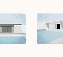 Four views - Barcelona Pavilion 1929 by jripleyfagence