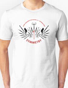 Bioshock – Symmetry black version Unisex T-Shirt