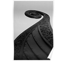 Oseberg Viking Ship  Poster
