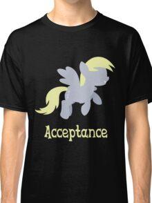 Derpy - Acceptance Classic T-Shirt