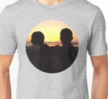 Jensen and Misha Unisex T-Shirt