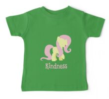 Fluttershy - Kindness  Baby Tee