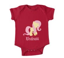 Fluttershy - Kindness  One Piece - Short Sleeve