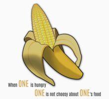 Corn Banana - Cornana Kids Tee