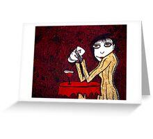 Hello, Darling. Greeting Card