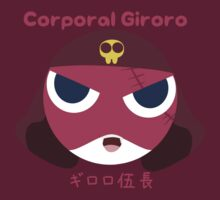 Corporal Giroro Head by Atlantahammy