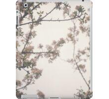 Faded blossom iPad Case/Skin