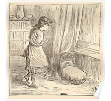 Five Mice in a Mouse Trap Laura Elisabeth Howe Richards and Kate Greenaway 1881 0160 Cradle Poster