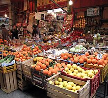 Early Morning Market - Palermo, Sicily by jules572