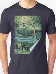 'Winters Freeze - Silent Beauty' T-Shirt