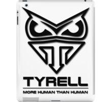Blade Runner - Tyrell Corporation Logo iPad Case/Skin