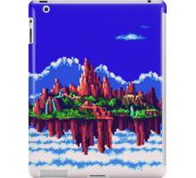 Floating Island (Angel Island) sonic 3+K iPad Case/Skin