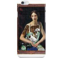 Clockwork Songbird iPhone Case/Skin