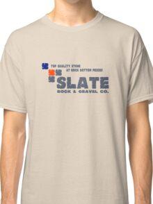 The Flintstones - Slate Rock & Gravel Co. Classic T-Shirt
