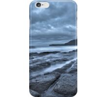 Tessellated Pavement at Dusk iPhone Case/Skin