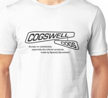 The Jetsons - Cogswell Cogs Company T Unisex T-Shirt