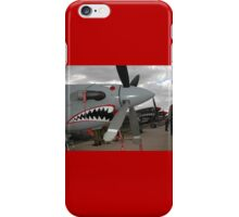 Sharkmouth x3 iPhone Case/Skin