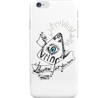 I HOPED FOR YOUR NAME ON THE OUIJA BOARD iPhone Case/Skin