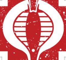 GI Joe - Cobra Command Gear: Medi-Vipers Sticker
