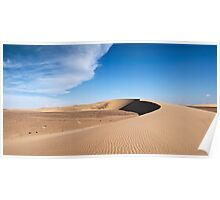 Barchane Dune | Namibia Poster