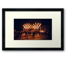 Dark Mofo Entrance Framed Print