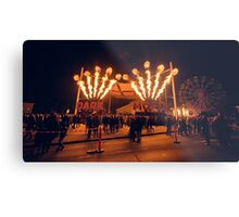 Dark Mofo Entrance Metal Print