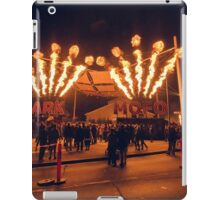 Dark Mofo Entrance iPad Case/Skin