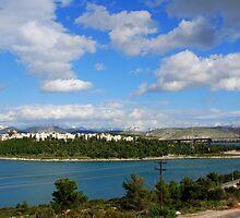 Chalkida,Evia island by DimitriS-Gr