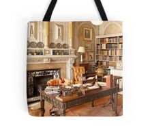 Scotney Castle: The Library Tote Bag