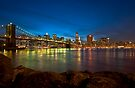 Brooklyn Bridge by Svetlana Sewell