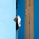 Peek-a-Boo, Haiti by morealtitude