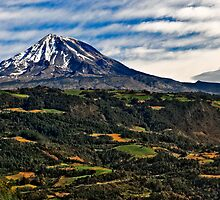 Volcano. Pico de Orizaba by MaluC