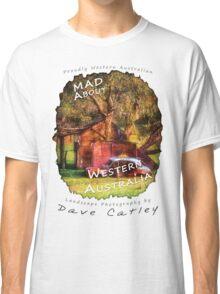 Dave Catley Landscape Photographer - Fine Art T-Shirt (Wanneroo Cottage) Classic T-Shirt