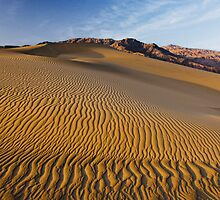 Patterns in the Wind, Death Valley by morealtitude