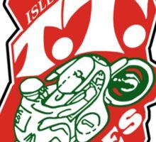 Isle Of Man TT 1970 Sticker