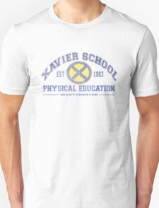 X-Men - Xavier Gym Uniform T T-Shirt