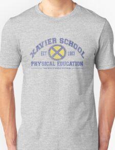 X-Men - Xavier Gym Uniform T T-Shirt