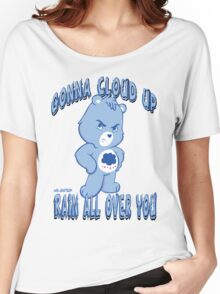 Care Bears - Cloud Up & Rain Women's Relaxed Fit T-Shirt