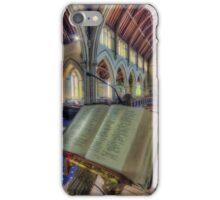 Let Us Pray iPhone Case/Skin