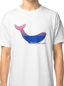 Bisexuwhale - Bisexual whale Classic T-Shirt