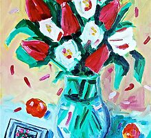 Tulips by Sonny  Williams
