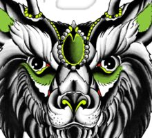 The Lycan Sticker